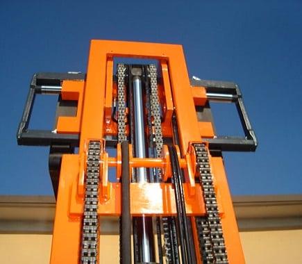 I controlli periodici di forche e catene